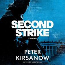 NEW Amazing Espionage / Spy Thriller! Second Strike By Peter Kirsanow -Hardcover