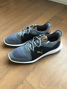 Puma IGNITE Fasten8 Golf Shoes 193000-01  Black Men's Size 12 #002