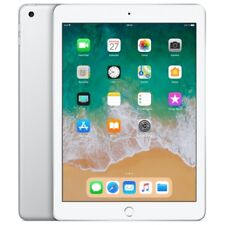 APPLE IPAD 9.7 2018 WiFi+LTE 32GB SILVER MR6P2FD/A IOS TABLET PC OHNE VERTRAG