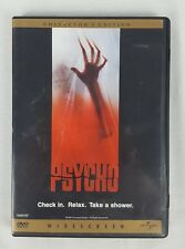 Psycho (DVD, 1999) [Collector's Edition]