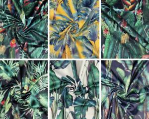 Chatham Glyn Velour Digital Print Curtain/Upholstery Fabric 150 cm