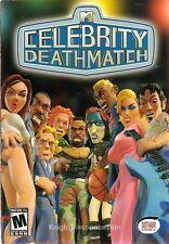 CELEBRITY DEATHMATCH Gotham PC Game MTV Hollywood NEW