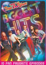 That '70s Show: Biggest Hits (DVD, 2011, Brand New, Mila Kunis, Ashton Kutcher)