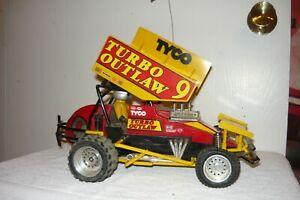 Vintage RC  #9  Taiyo Outlaw Sprinter Tyco Turbo Outlaw