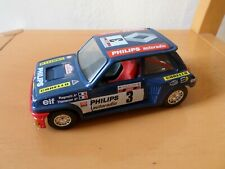 BURAGO RENAULT 5 TURBO 1:24 VINTAGE MADE IN ITALY