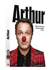 DVD HUMOUR COMEDIE : ARTHUR LE SPECTACLE / DROLE A MOURIR DE RIRE