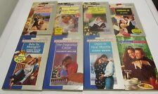 Lot of 8 Harlequin American Romance 1994-2007 Minger, Diamond, Gillen Thacker +
