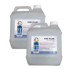 (2)New American Dj F4L Eco Fog 4 Liter Bottles of Fog/Smoke Machine Liquid Juice