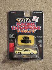 Racing Champions Mint 1969 Pontiac GTO The Judge White 1:62 Scale NIP 1996