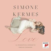 SIMONE/LA MAGNIFICA COMUNITÀ/CASAZZA,ENRICO KERMES - LOVE  CD NEW VARIOUS