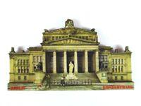 Berlín Conciertos 3D Madera Recuerdo Deluxe Imán, Germany Alemania, Nuevo