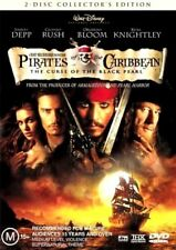 PIRATES OF THE CARIBBEAN The Curse Of The Black Pearl JOHNNY DEPP (2 DVD) ***
