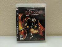 Ninja Gaiden Sigma (Sony PlayStation 3, 2007) Complete