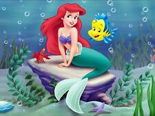 The Little Mermaid,Kids,Sticker,Poster,Wall Art,Bedroom,Decal