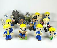Funko FALLOUT Mystery Minis Series 2 COMPLETE SET Nuka Girl Sentry Bot Vault Boy
