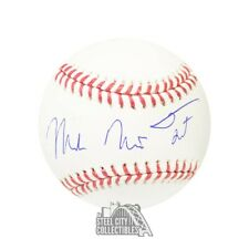 Mike Trout Autographed Official MLB Baseball - MLB Hologram (Full Name)