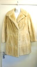 Vintage (1950s) Kendal Milne of Manchester (Harrods) Ladies Musquash Fur Coat