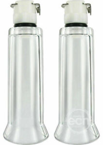 Size-Matters-Nipple-Vacuum-Pump-Enlarger-Growth-Clear-Acrylic-Cylinders-SET-of-2