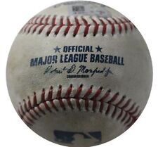 AARON JUDGE *1ST CAREER GAME v. DETROIT TIGERS* GAME BALL ~ NEW YORK YANKEES ROY