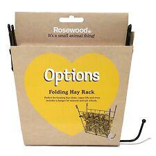 Rosewood Boredom Breaker Small Animal Folding Wire Hayrack