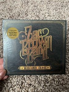 Welcome Home [Slipcase] * by Zac Brown Band/Zac Brown (CD, May-2017, Atlantic...
