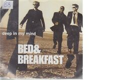Bed & Breakfast - deep in my arms Cd Maxi englisch Pop und Rock Electronic Singl