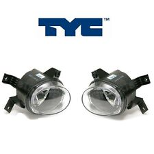For Audi A3 A4 Quattro Pair Set of Front Left & Right Fog Lights TYC