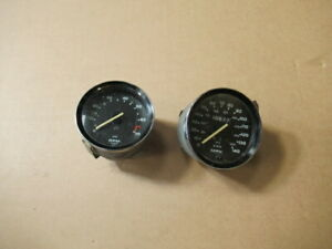 Smiths Rev counter and Speedo suit a 4 cylinder car.