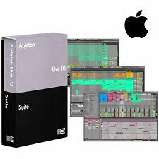 Ableton Live Suite 10 Full version for MAC Lifetime Version