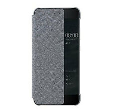 HUAWEI FLIP VIEW COVER CASE FOR P10 PLUS - LIGHT GREY - 51991877