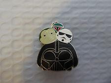 Disney Trading Pins 119966 Tsum Tsum Slider Series - Star Wars Villains