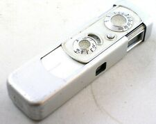Vintage Minox Iii 'Spy' Subminiature Camera w/Case