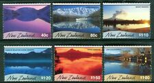 MINT 2000 NEW ZEALAND NZ SCENIC REFLECTIONS STAMP SET OF 6 MUH