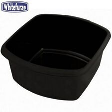 Whitefurze Black 32Cm Small Rectangular Bowl Kitchen Basin Sink Washing Home New