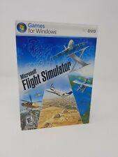 Microsoft Flight Simulator X PC DVD Games Windows COMPLETE