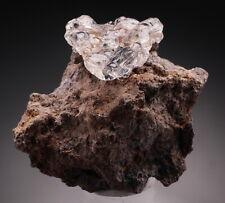 HYALITE - glass opal NICE SPECIMEN - CZECH !! /ar523
