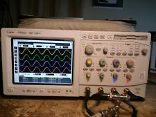 Agilent 54832b 4ch 1ghz 4gsas Oscilloscope 080 Ezjit Ssd Can Serial More