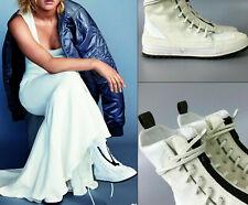 Louis Vuitton  Boots Stiefelette Sommerstiefel creme-weiß Gr.36,5 37