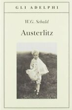 Austerlitz,Winfried G. Sebald, A. Vigliani