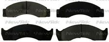 Disc Brake Pad Set-PosiTek Premium HD Disc Pad Rear,Front NewTek PMD411