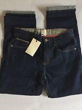 Mini Boden New Straight Denim Jeans Pants Boy Size 11