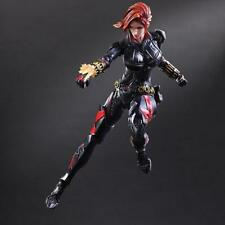 Officially Licensed Marvel Black Widow Variant Play Arts Kai Action Figure