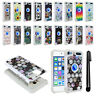 For Apple iPod Touch 6 6th/ 5 5th/ 7th Gen 2019 Sparkle HYBRID Case Cover + Pen