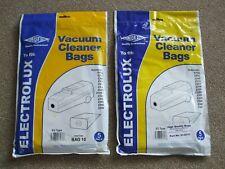 2 PACKS OF ELECTRUEPART VACUUM CLEANER BAGS TO FIT ELECTROLUX MACHINES