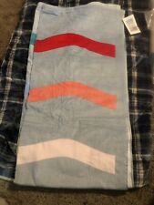 "AUTHENTIC LACOSTE BEACH TOWEL 36"" X 72""  KANE COTTON. NWT. Retail $40"