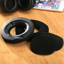 2Pcs 105mm Replacement Headphone Ear Pads Earpad Cushion Cups Cover For AKG K240