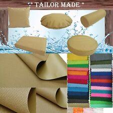 PL30-TAILOR MADE Tan Brown Outdoor Waterproof Sun Umbrella Patio sofa seat cover