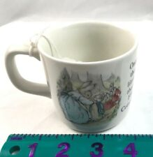 Wedgewood of Etruria & Barlaston Beatrix Potter Peter Rabbit Mug