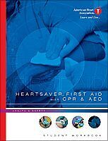 Heartsaver First Aid with CPR and AED by American Heart Association