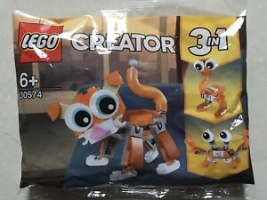 Lego Creator 3 In 1 Polybag 30574